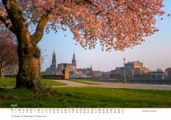 Dresden Kalender 2022 - A3 (420 x 297 mm)